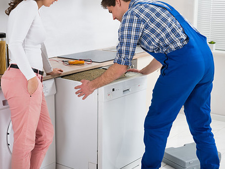 Why Hire A Professional To Install Your Dishwasher