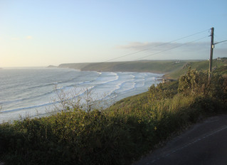 Sun, Sea, Sand and Cornish Pasties