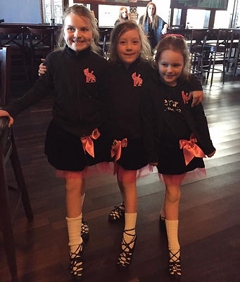 irish dance beginners