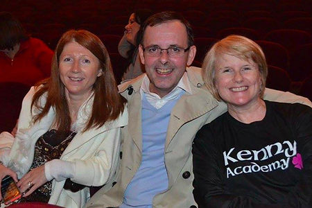 Rose Kenny, Michael Kenny, Breda O'Brien