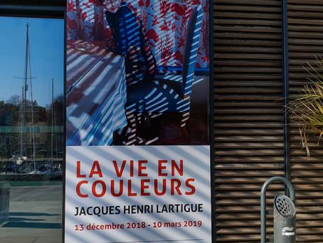 Expo Jacques-Henri Lartigue à Vannes