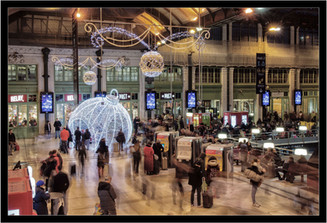 Paris, Gare de Lyon