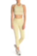 Outdoor Voices 3/4 Warm Up Fitted Leggings