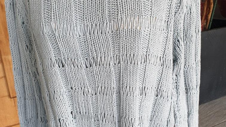 Luftige Baumwollmaschen