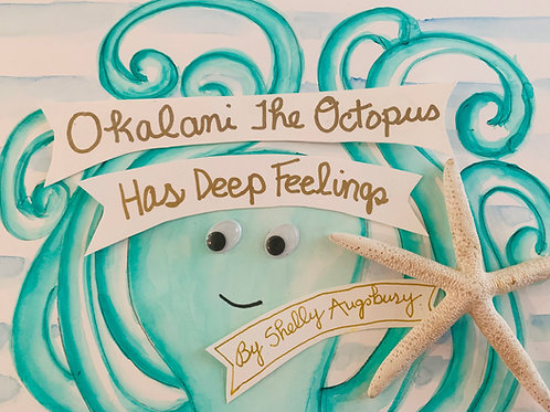Okalnai the Octopus Has Deep Feelings