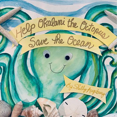 Help Okalani the Octopus Save the Ocean