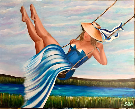 Swing Dancer . 4ftx5ft.JPG