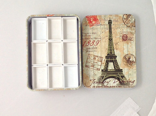 Eiffel Tower  - 9 whole pans $6.95