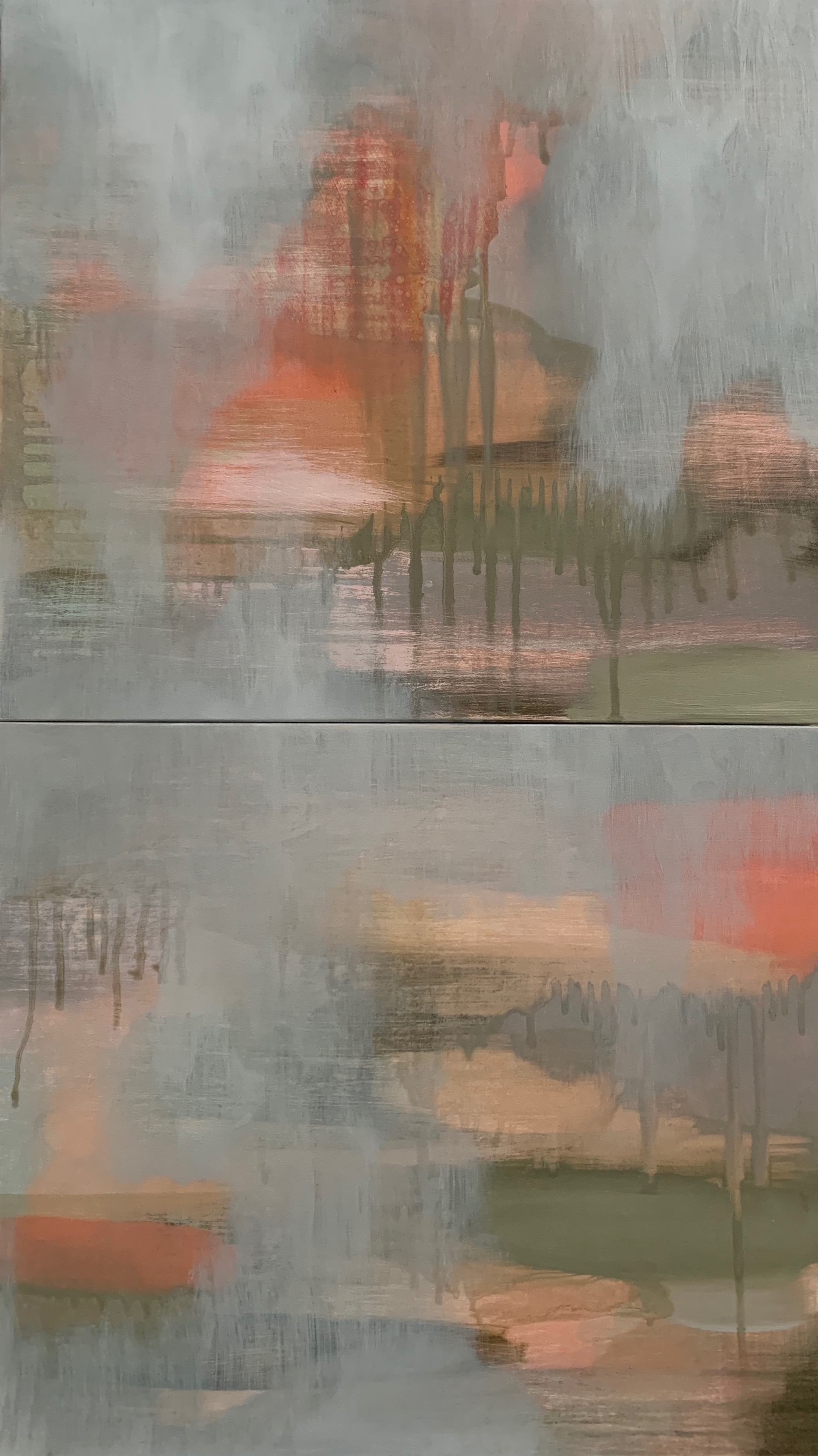Definite Possibilities_17 Diptych 70x40