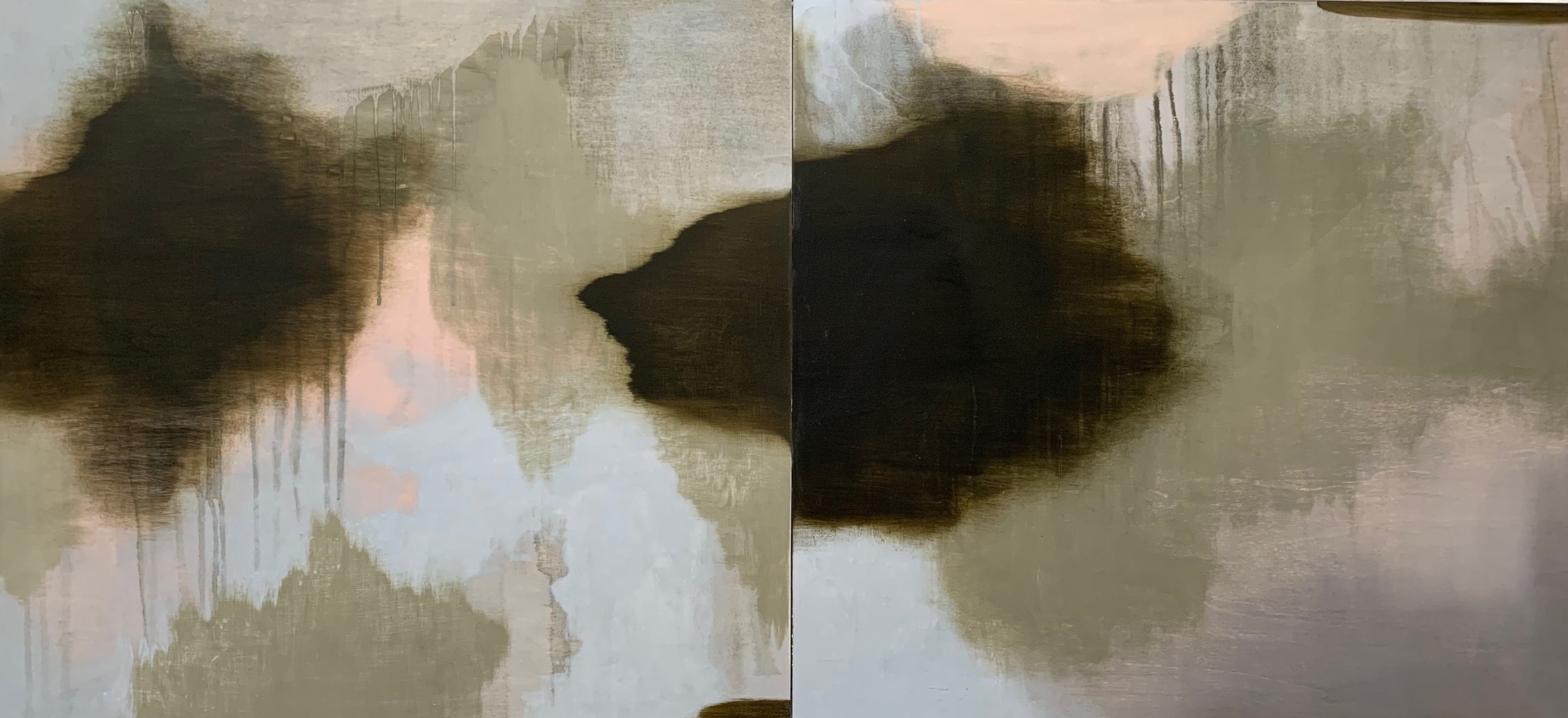 Definite Possibilities _06 Diptych 65x140
