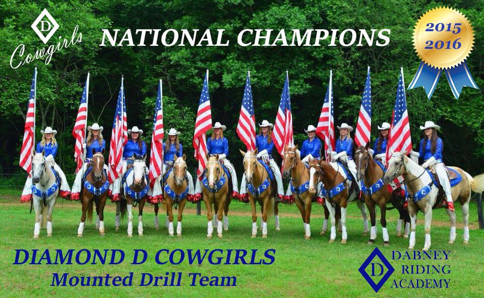 Diamond D Cowgirls-1
