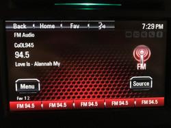 EX21-007 radio