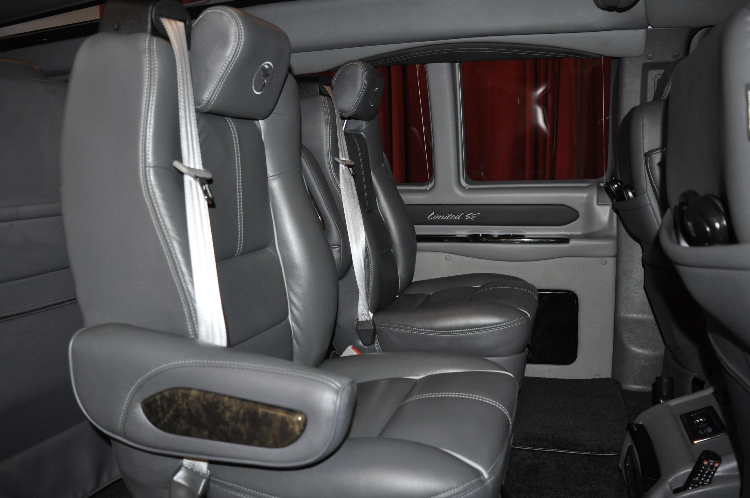 2nd row seats