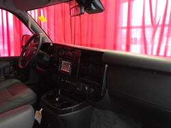 EX21-007 front dash board