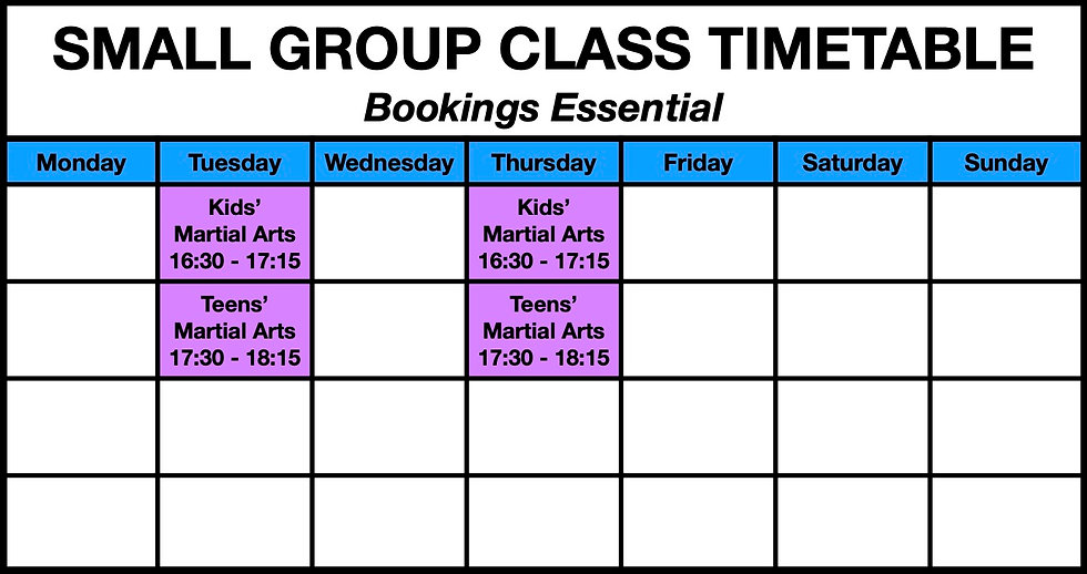 Timetable - RAW Life Martial Arts TimeTable.jpg