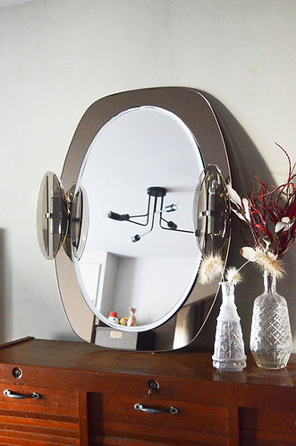 Miroir italien style Fontana Arte