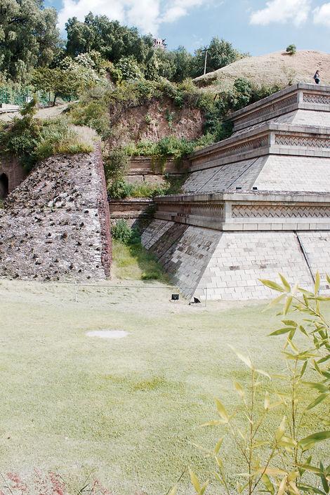 Zona Arqueológica de Cholula