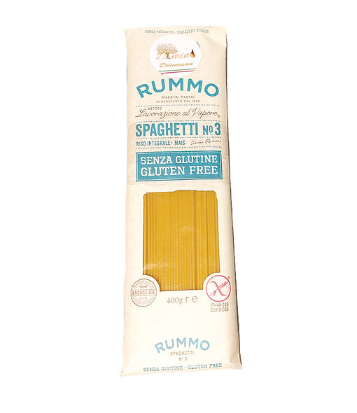 Pasta - Spaghetti Gluten free