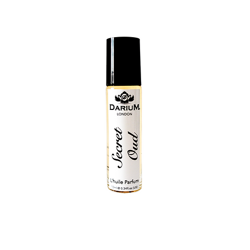 Secret Oud - Perfume Oil Roll on
