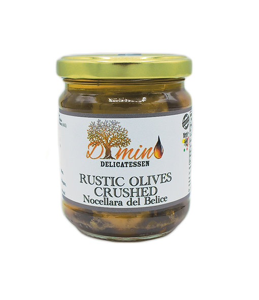 Rustic Olives Crushed
