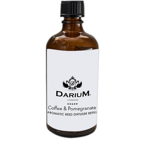 Coffee & Pomegranate - Reed Diffuser Refill