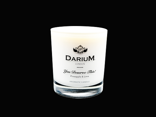Pineapple & Lime - Aromatic Candle