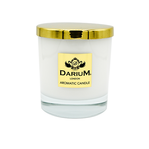 Christmas Candle - Spicy Orange & Pine