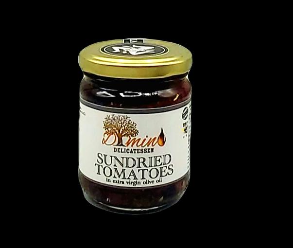 Seasoned Sicilian Sundried Tomatoes - 200g