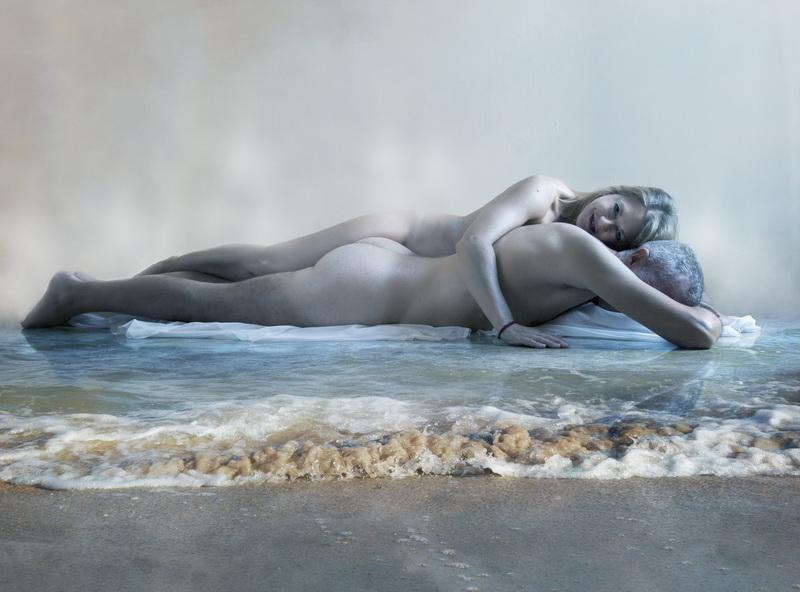 Océano y Tetis