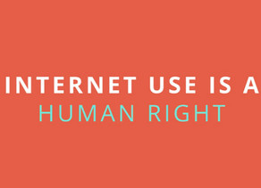 The Internet as a human right