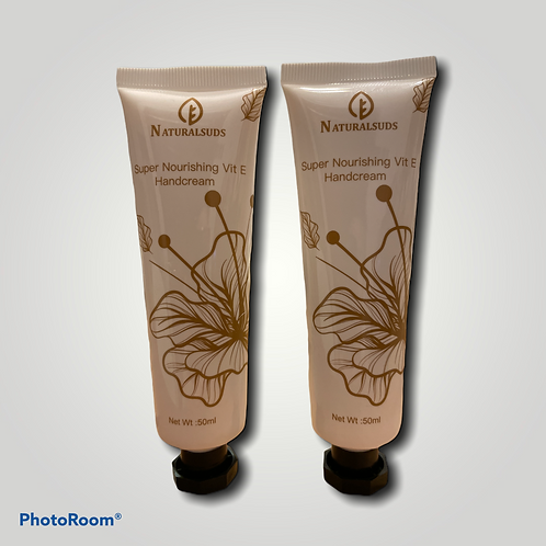 Super Nourishing Vitamin E Hand Cream/超潤維他命E潤手霜