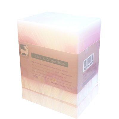 玫瑰薑園皂