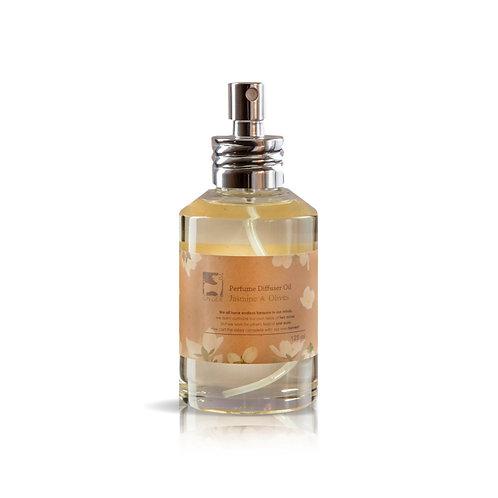 茉莉青橄欖擴香噴霧瓶 125ml