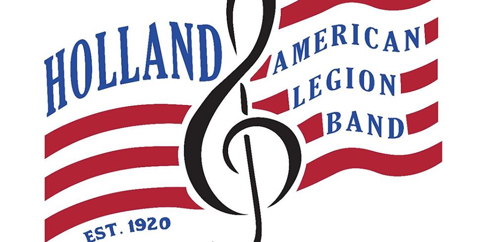 Legion Band Concert