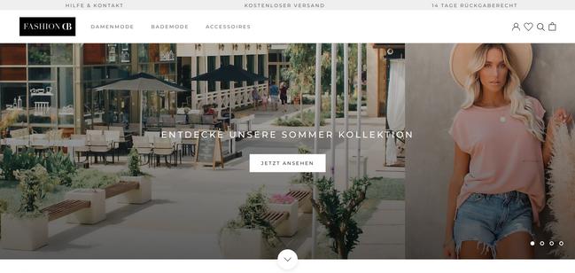 Fashion Marketplace