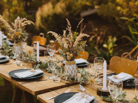 Things to note before you do a DIY Wedding