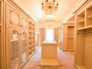 Gracious Master Closets & Dressing Rooms