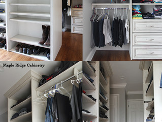 Closet Systems Keep Clothing Accessible