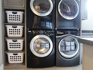 Make a Laundry Space that Works for You!