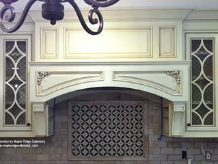 Cabinetry Installation in Progress