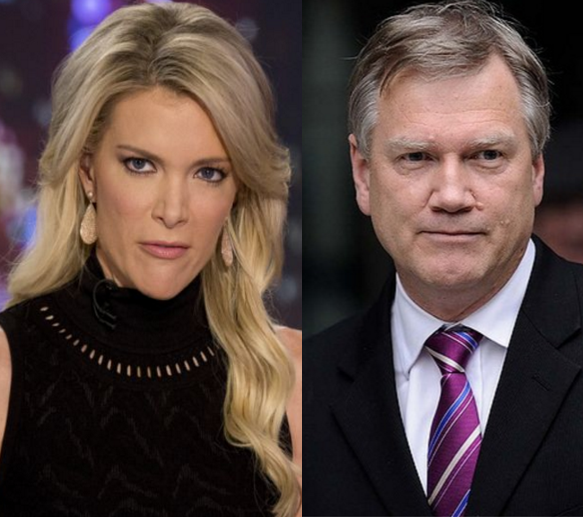 This image is claimed as fair dealing under Australian copyright law. Megyn Kelly and Andrew Bolt; it is still anomalous to this writer why they have so much airtime.