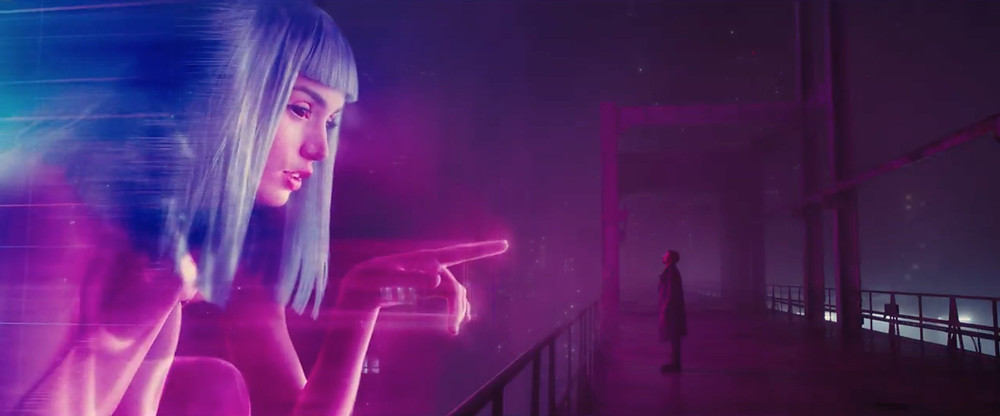 This image is claimed as fair dealing under Australian copyright law. A scene out of the new Bladerunner2049 movie. It is relevant to the content as it perfectly captures the current schism between those who have power and access and those who don't.