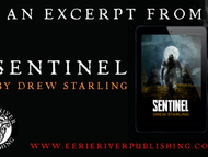 Excerpt from SENTINEL: By Drew Starling