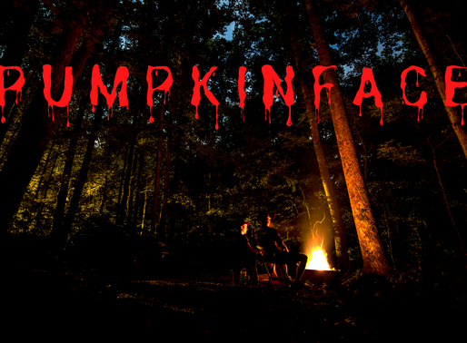 """A Snippet of """"Pumpkinface"""" by T.S Hurt"""
