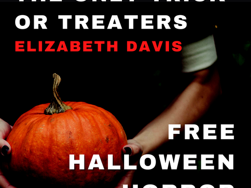 The Only Trick or Treaters By Elizabeth Davis