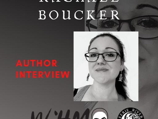 WiHM: Spotlight Rachael Boucker