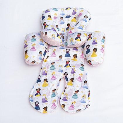 Redutor de Bebê Conforto Princesas