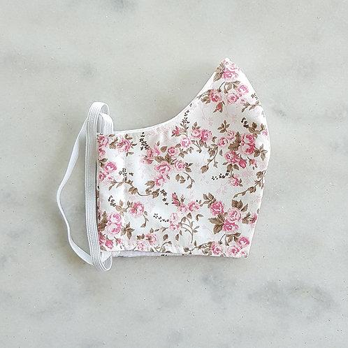 Máscara em Tecido - Floral