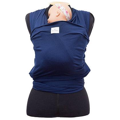 Wrap Sling em Dryfit de Poliamida - Azul Marinho