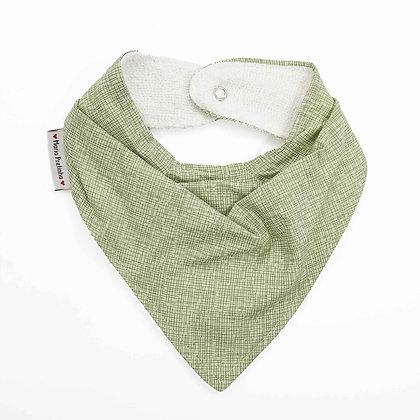 Bandana Risquinhos verde